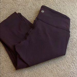 Lululemon plum limited edition leggings!!!
